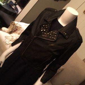 100% Lambs leather jacket